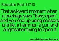 that awkz moment