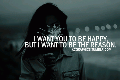 i just wanna make you happy quotes