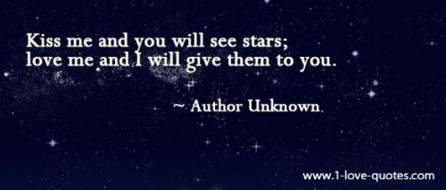 Stars And Love Quotes: Star Love Quotes. QuotesGram