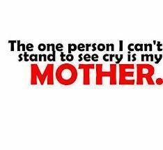 Sarah Griffin (BlackBloodx) I Love My Mom Quotes