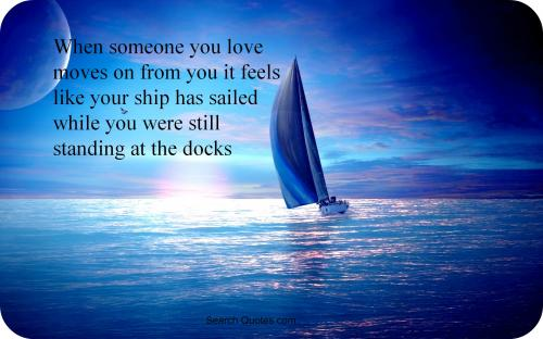 Sailing Quotes About Love Quotesgram: Rashida Rowe (Rashida_Nikila) Lost Love Quotes