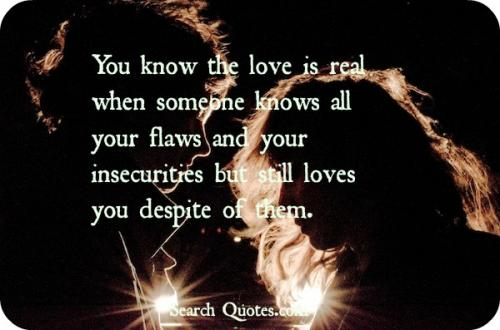 how to know the real love