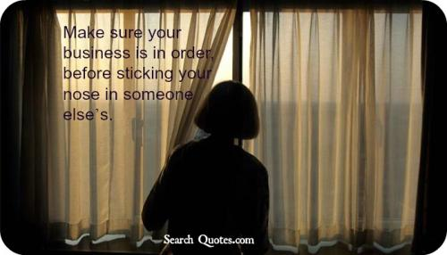 Rashida Rowe Rashida Nikila Mind Your Own Business Quotes