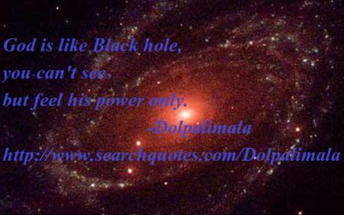 black hole quotes - photo #2