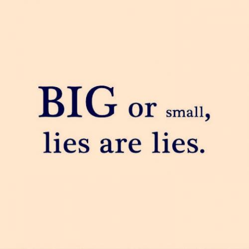 Quotes About Someone Who Lies. QuotesGram