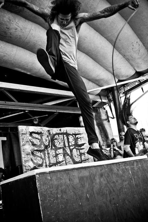 Mitch Lucker Stomp