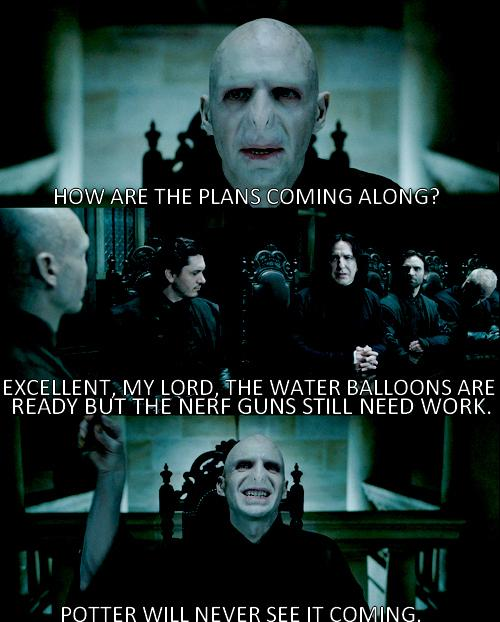 Funny Hp Quotes #3