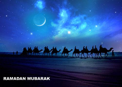 Ramadan Mubarak, brothers and sisters of Islam! I hope you all take advantage of this sacred month. The month of Forgiveness and Mercy! Increase your good deeds by remembering Allah Subhanahu-wa- ta'ala for it will be rewarded gratefully, In this world as well as the Hereafter. May Allah Subhanahu-wa-ta'ala help you in your struggles, and make fasting easier for you. Ameen.