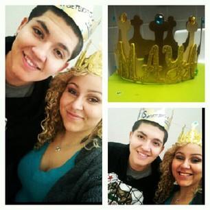 senior crowns