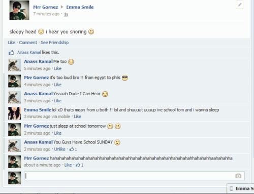hahahahhhaha !! EMMA GOT BUSTED . lmao !!!!