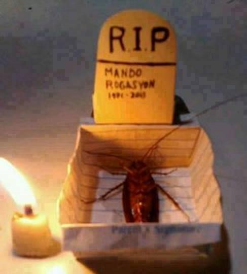May you rest in peace bruh ! :( I will miss you :(