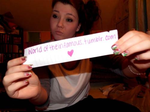 A Fan Of My Tumblr Made Me Fansign D You Can Make One