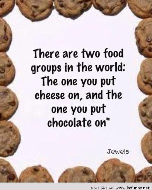 Yes, I agree. But, I don't like cheese that much.