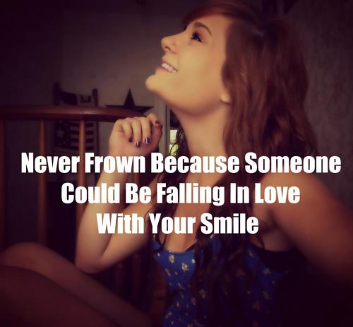 Brittany_reedy36 Always Smile Quotes