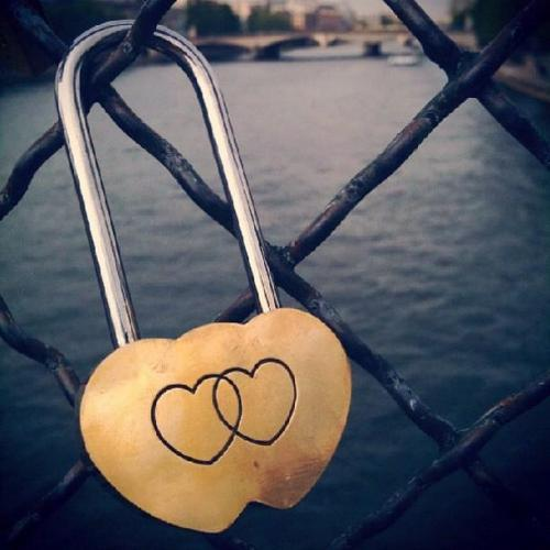 You're the only one with the key to my heart .. love u today now and forever