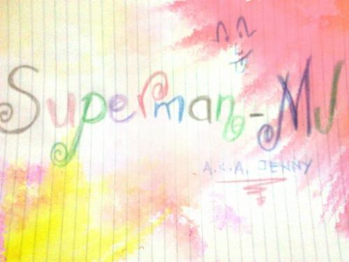 My trip using my favorite color pencils :-)
