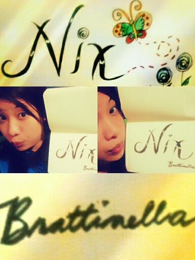 A fansign for a friend..Hey Nix! here's what you requested..hihihi..hope you like it..;-)