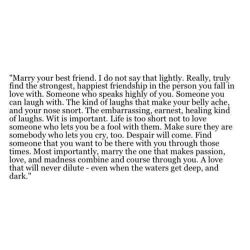 Deep Best Friend Quotes Tumblr: Kylie (AnywhereButHere) Being In Love Quotes
