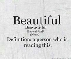 Beautiful Defination Of The Person Who 39 S Reading This