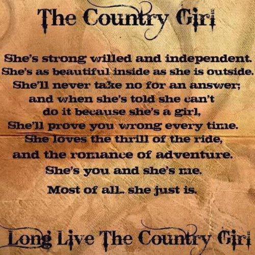Country Girls Rule