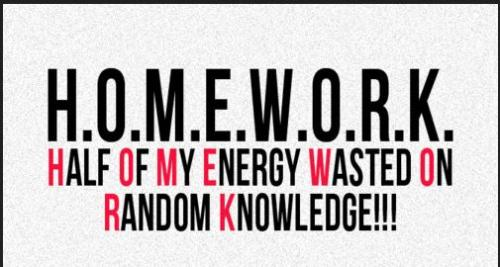 Homework Quotes | Quotes about Homework | Sayings about Homework