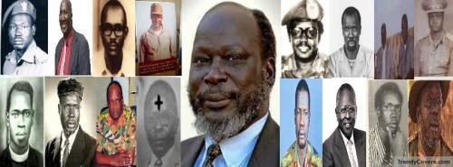 Salute For those who made the history of South sudan with their blood