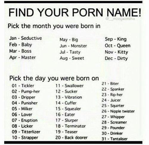 List Of Pornstar Name