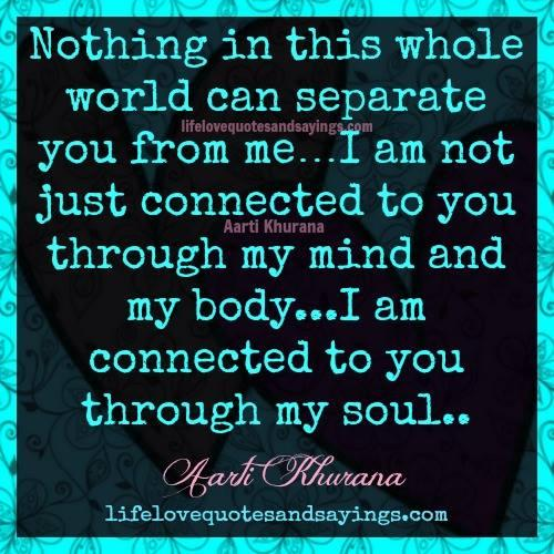You Mean The Whole World To Me Quotes: Kismet Quotes