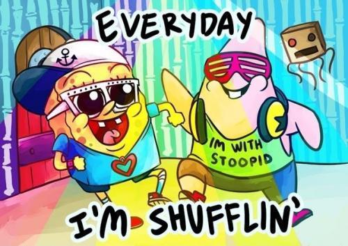 too cute!! ^.^ eraday I'm  shufflin XDD
