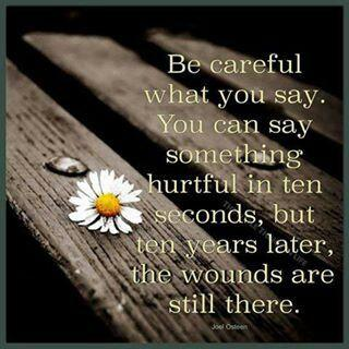 Be Careful What You Say Quotes, Quotations & Sayings 2020