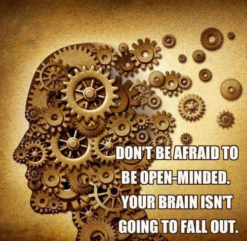 Try it out. Take it for a spin. See how it feels to free your mind of pre-conceived judgement and accept others with an open mind.
