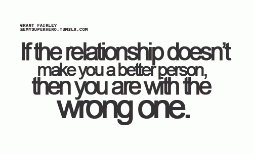 You Are With The Wrong One If¦