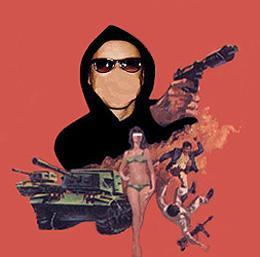 The Covert Comic isn't like you.  The Covert Comic is love you.