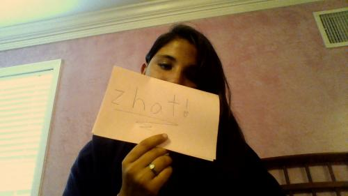 ZHAT U R THE FIRST!!!!!!