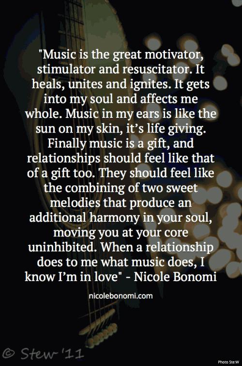 Nicole Bonomi Withlovecoco Music Quotes
