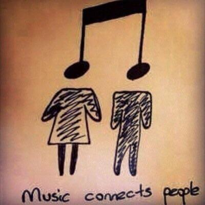 The good thing about music is