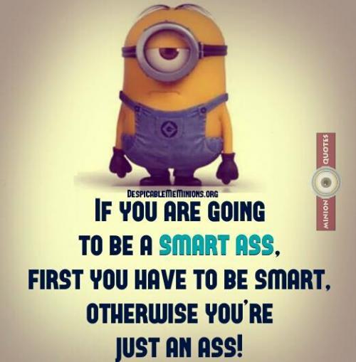 joseph david (Ogban) Being Smart Quotes