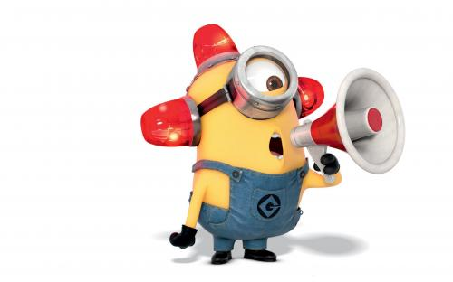 Oh my gawd raise your hand if you love minions!!!!