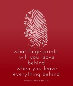 Leave Fingerprints! | Local police, Police, Funny posters |Leave Your Fingerprint Quotes