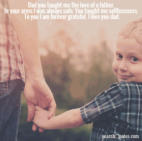 Quotes about Father & Daughter