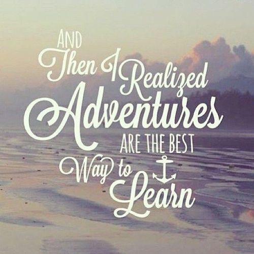 Quotes On Adventure Endearing Adventure Quotes  Quotes About Adventure  Sayings About Adventure