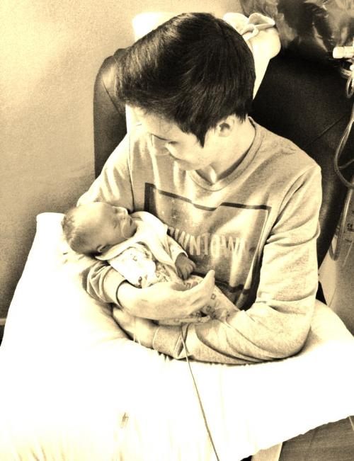 im such a proud uncle :) love this little one to pieces. welcome to the family!!