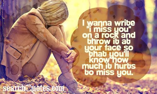 I wanna write