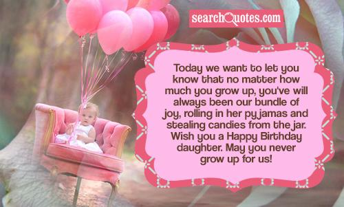 Sweet 16 Birthday Daughter Quotes Quotations Sayings 2019