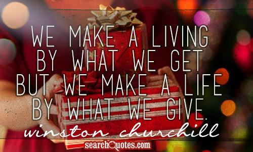 New Christmas Giving Quotes & Sayings Mar 2020