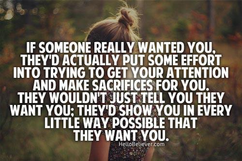 I Really Want You Quotes