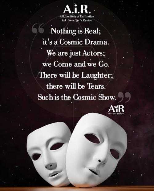 Nothing is Real;