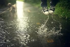Every path has its puddles.
