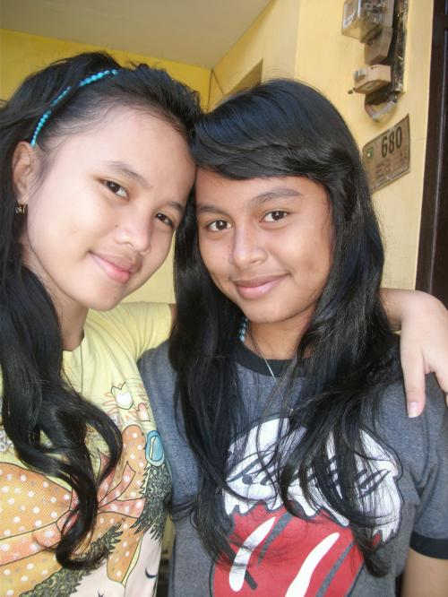 Her name is Silvi Agustina. She is my bestfriend.