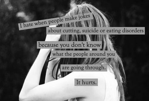 about cutting  suicide  Quotes About Suicide Of A Friend